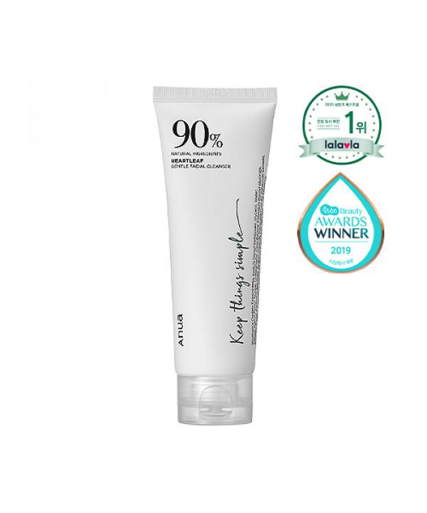 [ANUA] Heartleaf 90% Gentle Facial Cleanser - 120ml