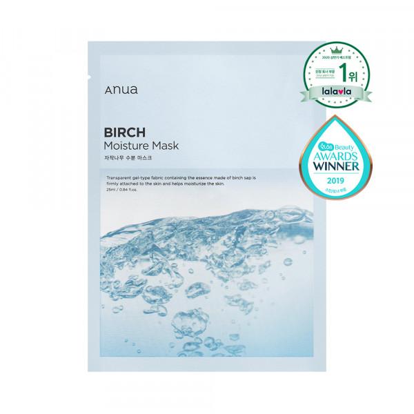 [ANUA] Birch Moisture Mask - 1pcs