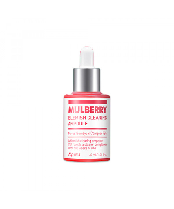 [A'PIEU] Mulberry Blemish Clearing Ampoule - 30ml