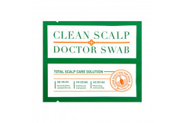 [A'PIEU_LIMITED] Clean Scalp Doctor Swab - 1pack (5ml x 2pcs) (EXP 2021.04.01)