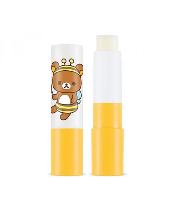 [A'PIEU] Honey & Milk Lip Balm (Rilakkuma Edition) - 3.3g