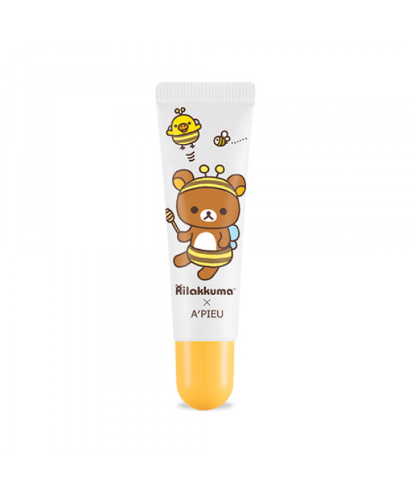 [A'PIEU] Honey & Milk Lip Scrub (Rilakkuma Edition) - 10ml