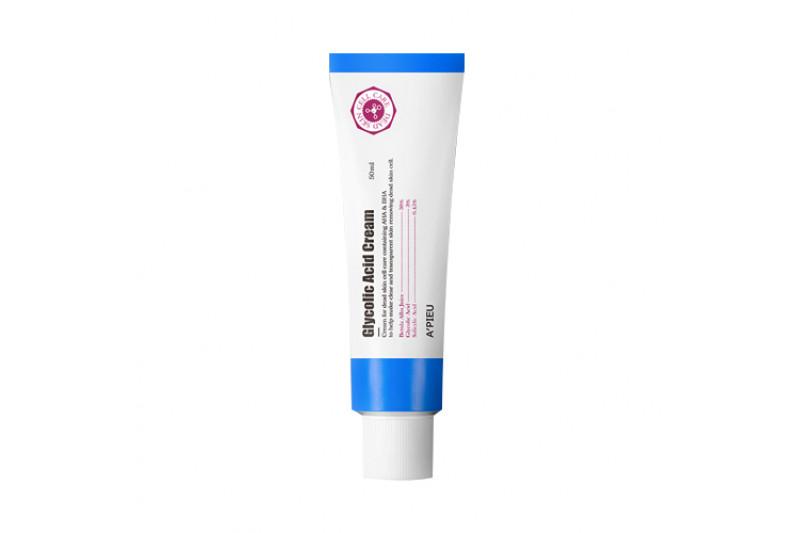 [A'PIEU] Glycolic Acid Cream - 50ml