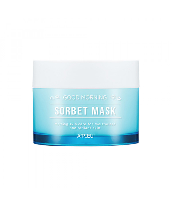 [A'PIEU] Good Morning Sorbet Mask - 105ml