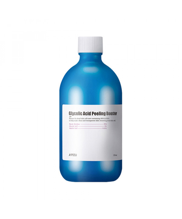 [A'PIEU] Glycolic Acid Peeling Booster - 120ml