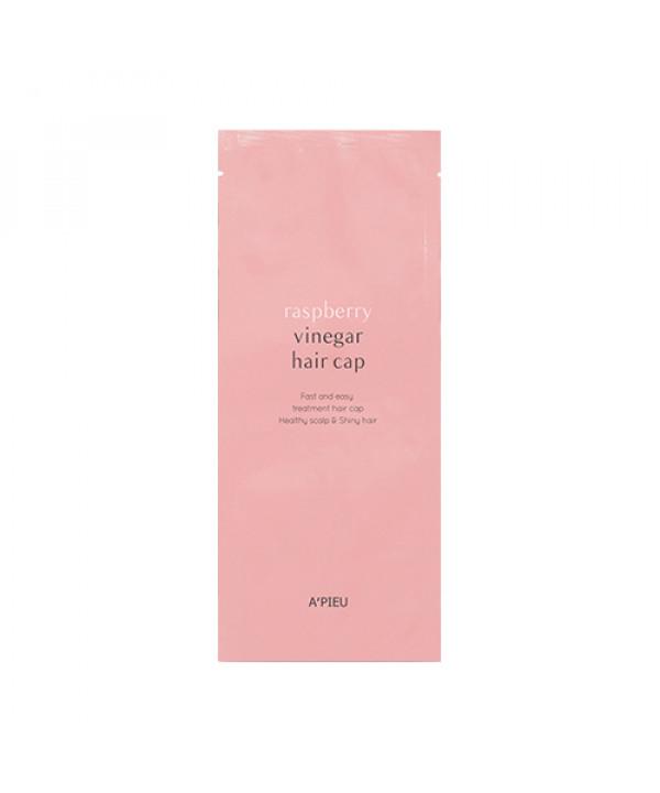 [A'PIEU_40% SALE] Raspberry Vinegar Hair Cap - 35g (EXP 2021.07.01)