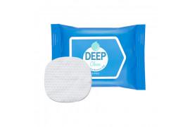 [A'PIEU] Deep Clean Lip & Eye Remover Pad - 1pack (30pcs)