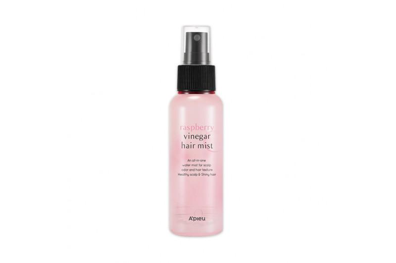 [A'PIEU] Raspberry Vinegar Hair Mist - 105ml
