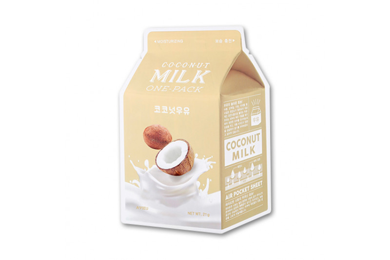 [A'PIEU] Milk One Pack - 1pcs