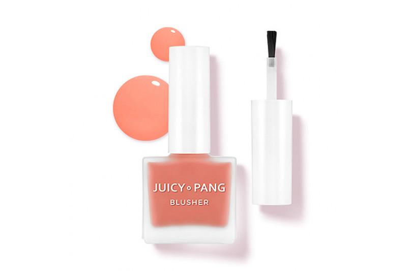 [A'PIEU] Juicy Pang Water Blusher - 9g