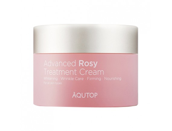 [AQUTOP] Advanced Rosy Treatment Cream - 50ml