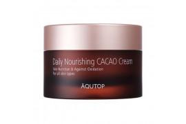 [AQUTOP] Daily Nourishing Cacao Cream - 50ml