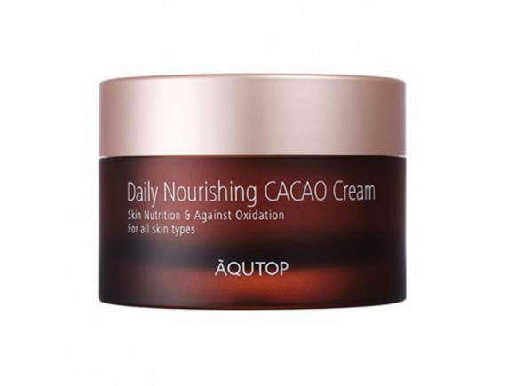 [AQUTOP] Daily Nourishing Cacao Cream - 50ml