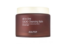 [AQUTOP] All In One Cacao Cleansing Balm - 100ml