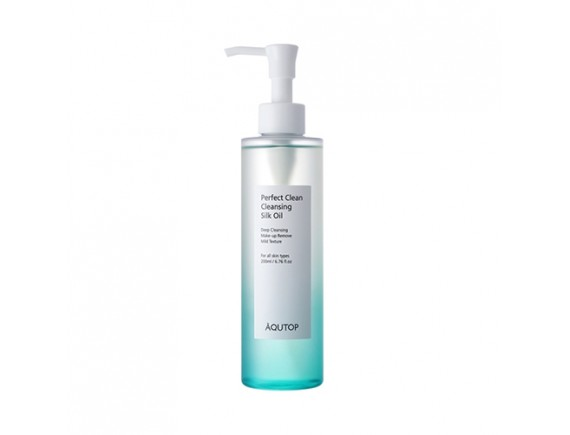 [AQUTOP] Perfect Clean Cleansing Silk Oil - 200ml