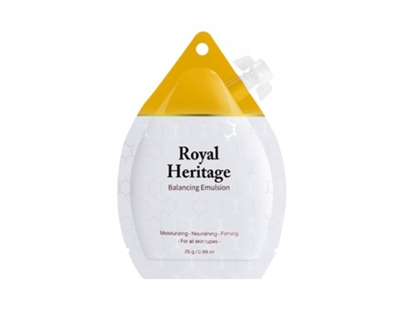 [AQUTOP] Royal Heritage Balancing Emulsion - 25g