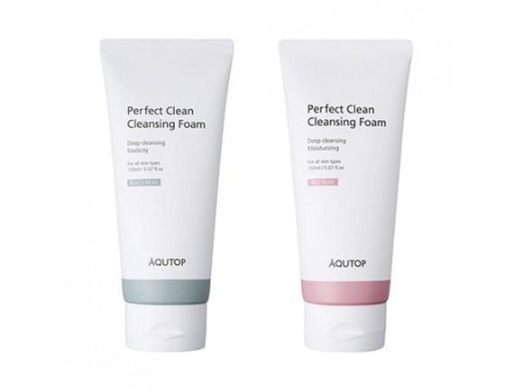 [AQUTOP] Perfect Clean Cleansing Foam - 150ml