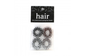 [ARITAUM] The Professional Spring Hair Bands - 1pack (4pcs)