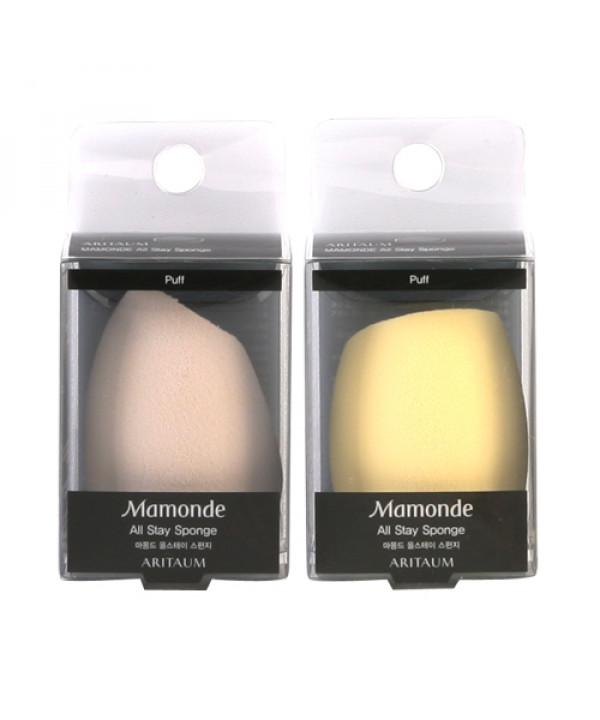 [ARITAUM] Mamonde All Stay Sponge - 1pcs (Color Random)