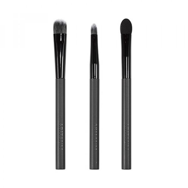 [ARITAUM] Makeup Brush To Go Eye Makeup Kit - 1pack (3items)