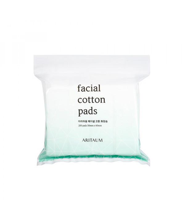 [ARITAUM] Facial Cotton Pads - 1pack (200pcs)