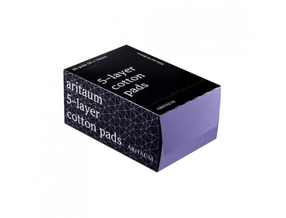 [ARITAUM] 5 Layer Cotton Pads - 1pack (80pcs)