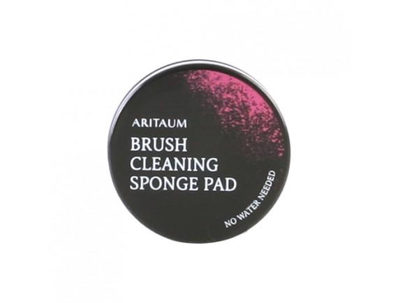 [ARITAUM] Brush Cleaning Sponge Pad - 1pcs