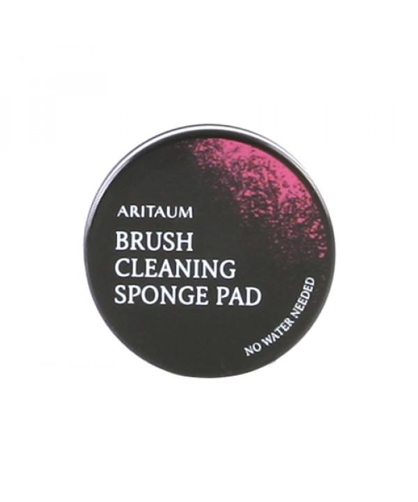 W-[ARITAUM] Brush Cleaning Sponge Pad - 1pcs x 10ea
