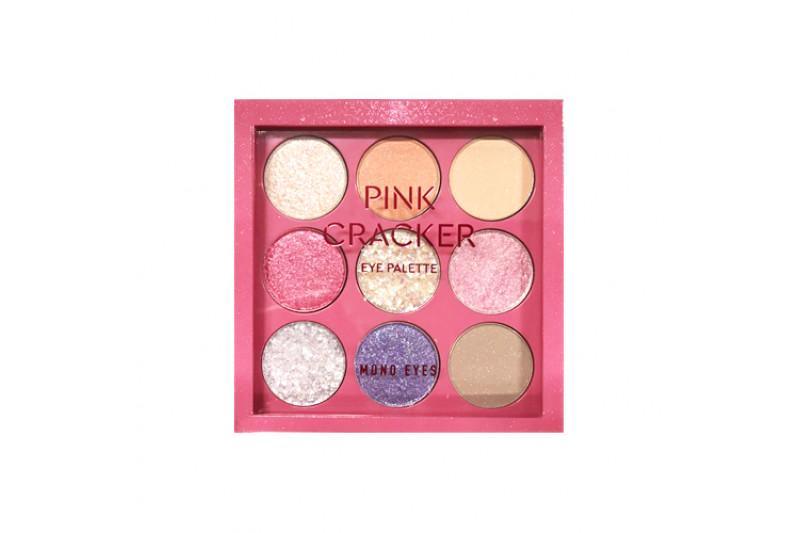 [ARITAUM] Mono Eyes Palette - 1pcs No.Pink Cracker