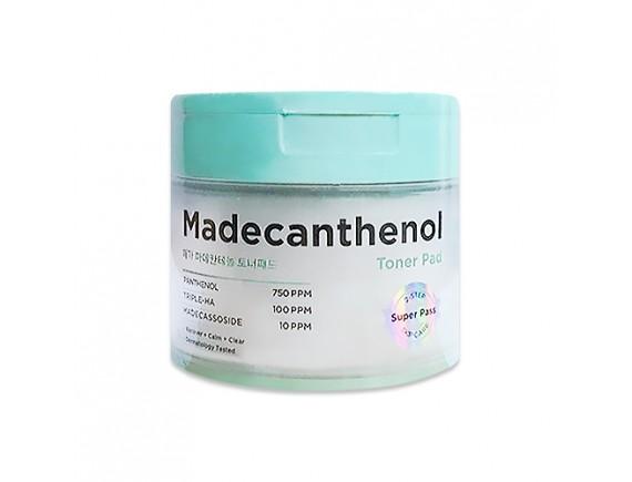[ARITAUM] Mega Madecanthenol Toner Pad - 1pack (60pcs)