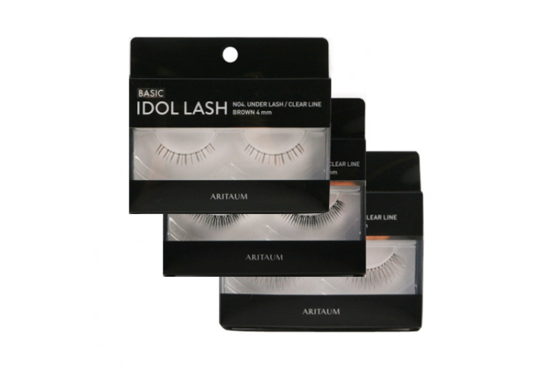 [ARITAUM] Idol Lash Basic - 1pair