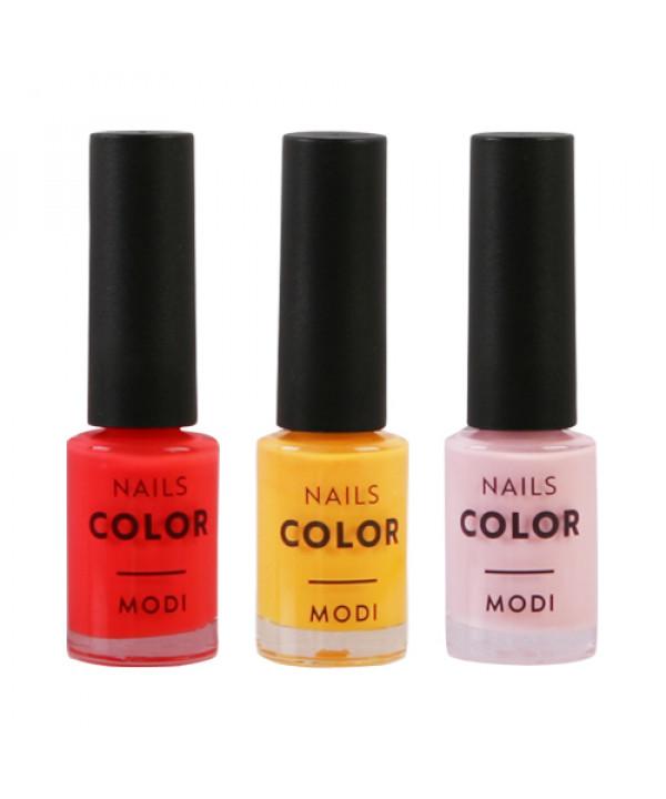 W-[ARITAUM] Modi Color Nails - 7ml (01~) x 10ea