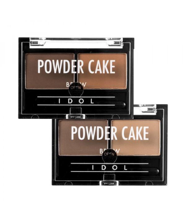[ARITAUM] Idol Brow Powder Cake - 1pcs