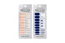 W-[ARITAUM] Dashing Diva Big Stone Gloss Gel Nail Strip - 1pack (2pcs+Nail File) x 10ea