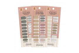 [ARITAUM] Dashing Diva Gloss Nail Palette (Matte) - 1pack (2pcs+Nail File)