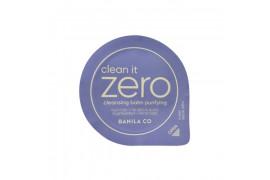 [BANILA CO._Sample] Clean It Zero Cleansing Balm Sample - 1pcs No.Purifying