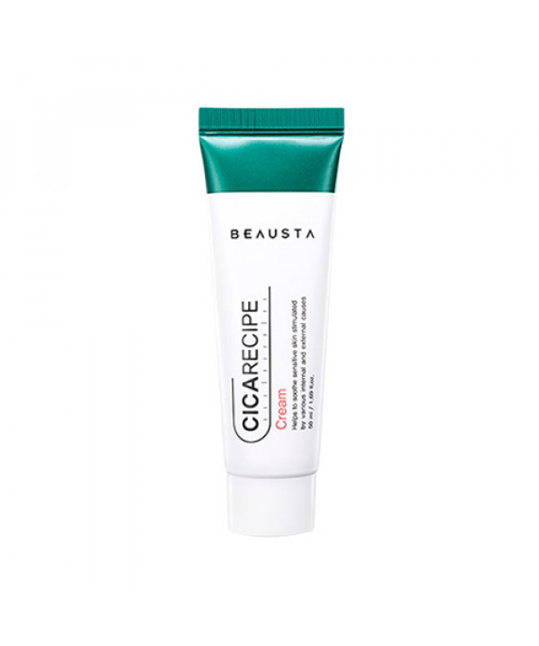 [BEAUSTA] Cicarecipe Cream - 50ml