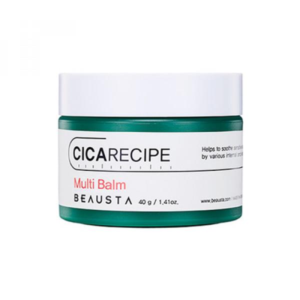 [BEAUSTA] Cicarecipe Multi Balm - 40g