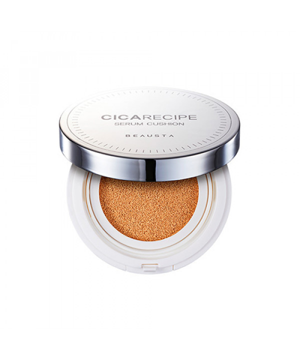 [BEAUSTA] Cicarecipe Serum Cushion - 15g (SPF50+ PA++++)