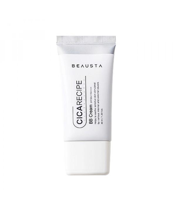[BEAUSTA] Cicarecipe Serum BB Cream - 40ml (SPF50+ PA++++)