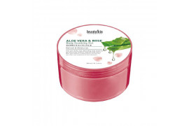 W-[BEAUTY SKIN] Aloe Vera And Rose Body Soothing Gel - 300ml x 10ea