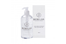 [BEBELUA] Aloe Vera 95 Premium Baby Soothing Gel - 300ml