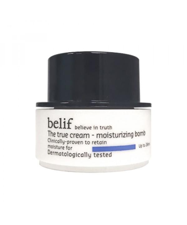 [Belif_Sample] The True Cream Moisturizing Bomb Sample - 10ml