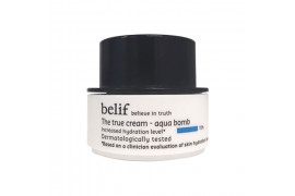 [Belif_Sample] The True Cream Aqua Bomb Sample - 10ml