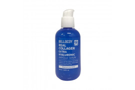 W-[BELLOCOY] Real Collagen Extra Hyaluronic Ampoule Serum - 100ml x 10ea