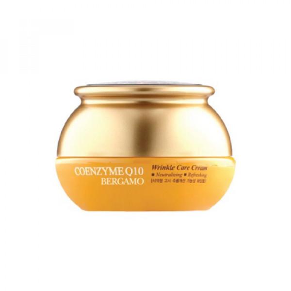 [BERGAMO] Coenzyme Q10 Wrinkle Care Cream - 50g