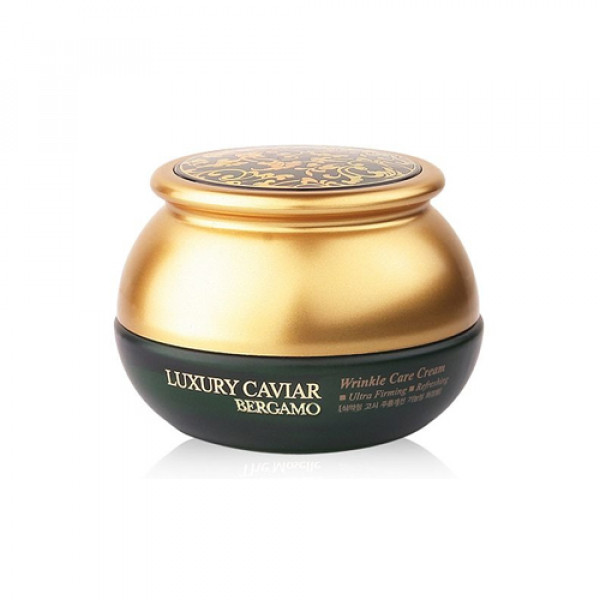 [BERGAMO] Luxury Caviar Wrinkle Care Cream - 50g