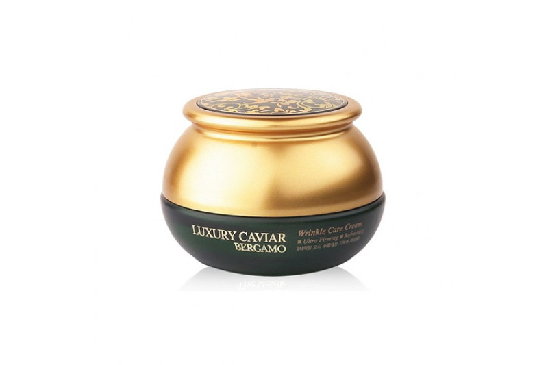 [BERGAMO] Luxury Caviar Wrinkle Care Cream - 50g