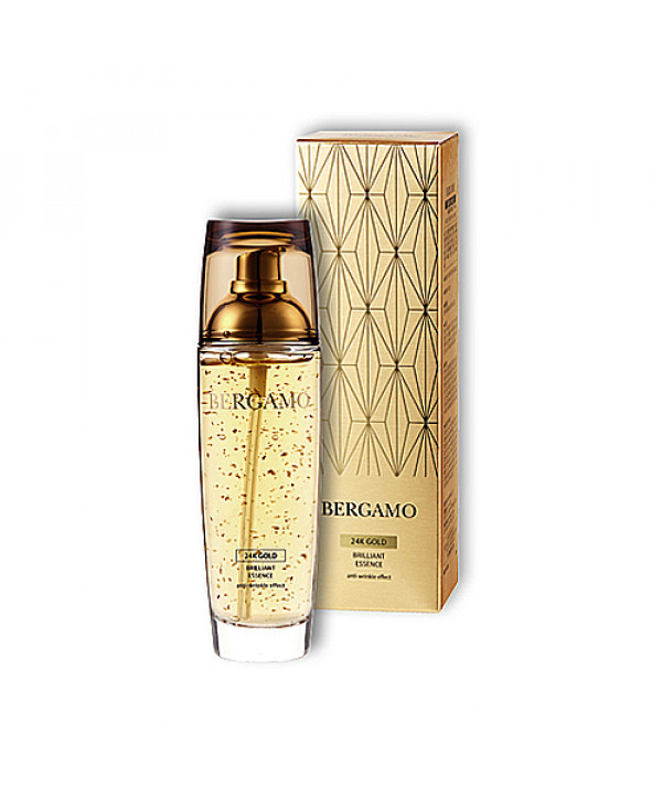 [BERGAMO] 24K Gold Brilliant Essence - 110ml