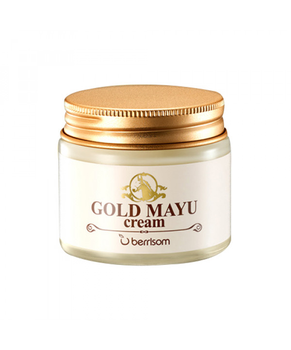 [BERRISOM] Gold Mayu Cream - 70g